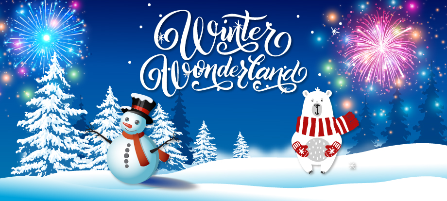 It's a Winter Wonderland at KOOSA Kidsa After School Clubs & Breakfast Clubs this half term!