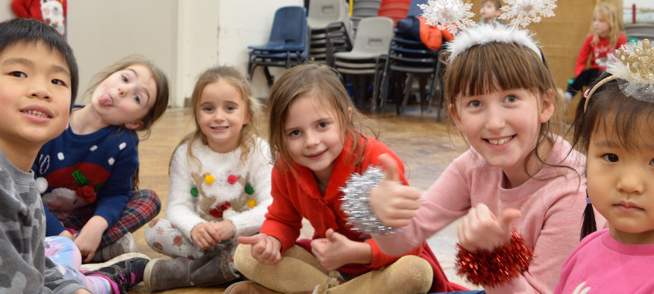 KOOSA Kids Christmas Holiday Clubs, what to expect 20th 23rd & 24th December.