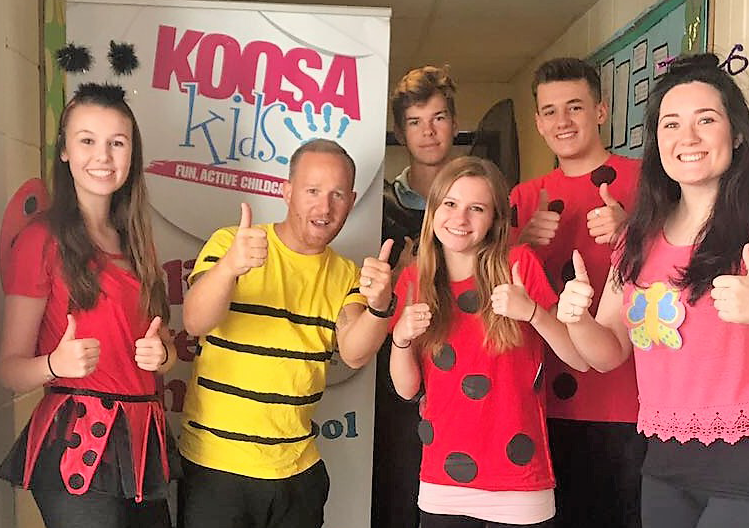 KOOSA Kids is a leading childcare provider with holiday clubs, after school clubs, breakfast clubs across the South East.  Work for KOOSA Kids.  Apply Now.