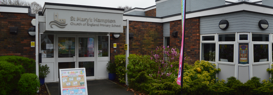 St. Mary's Hampton Primary School Case Study
