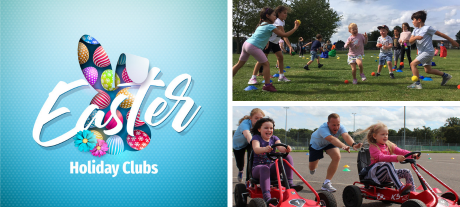 Easter Holiday Club Bookings Now OPEN!